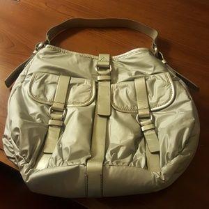 Silver Cole Hann Handbag